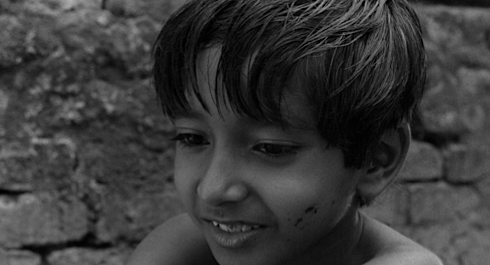 pather panchali song of the little road