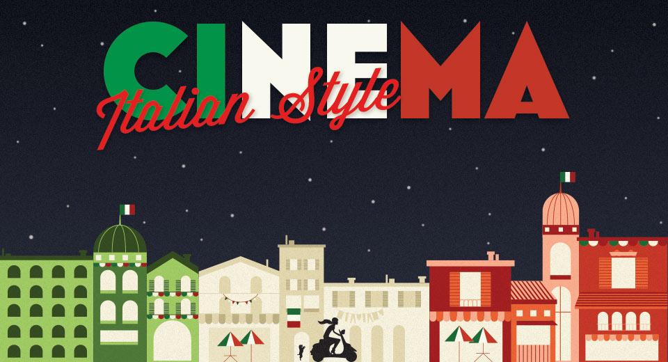 Image result for illustration italian cinema