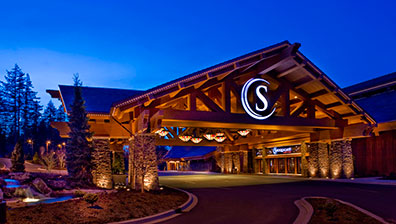Snoqualmie casino wash casino scheduling