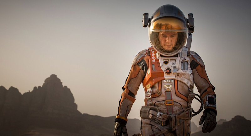 The Martian | SIFF Cinema