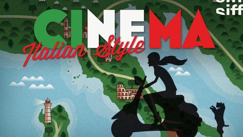 Cinema Italian Style | Nov 10-17, 2016 | SIFF Cinema