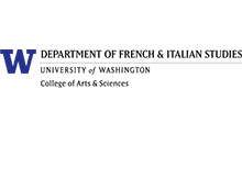 UW French & Italian Studies