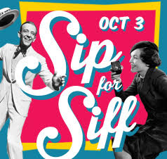 Sip for SIFF | Oct 3, 2015