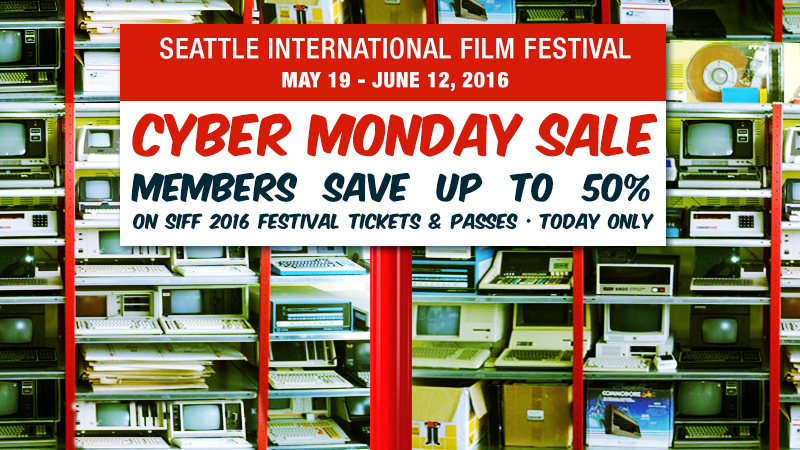 Cyber Monday Sale | Sale on SIFF 2016