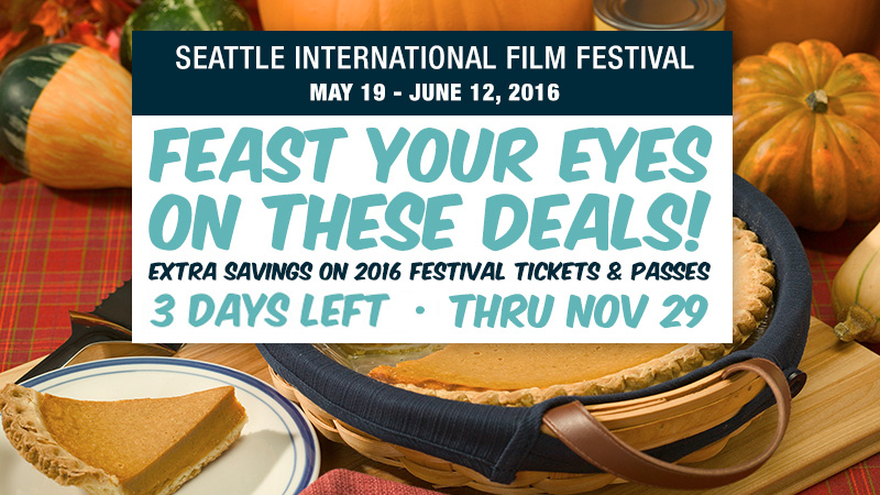 Feast your eyes on these deals | Sale on SIFF 2016