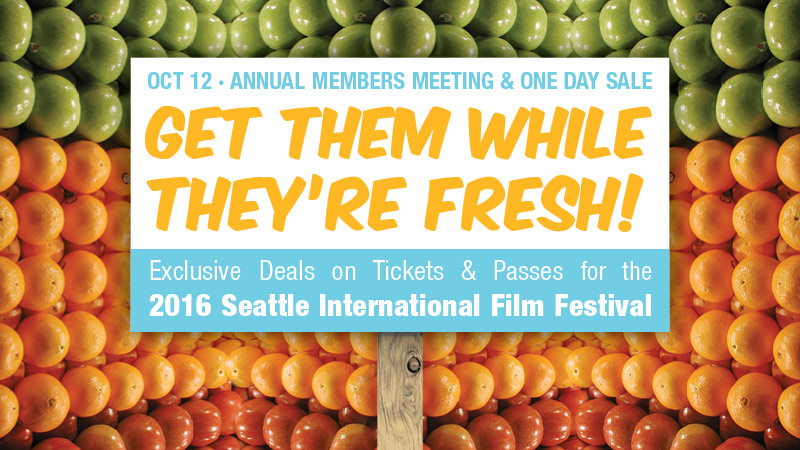 SIFF Annual Members Meeting Oct 12, 2015