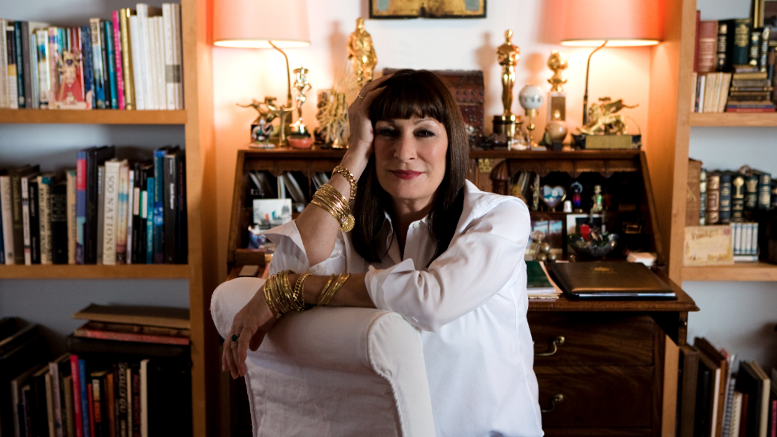 Anjelica Huston: Tribute Event
