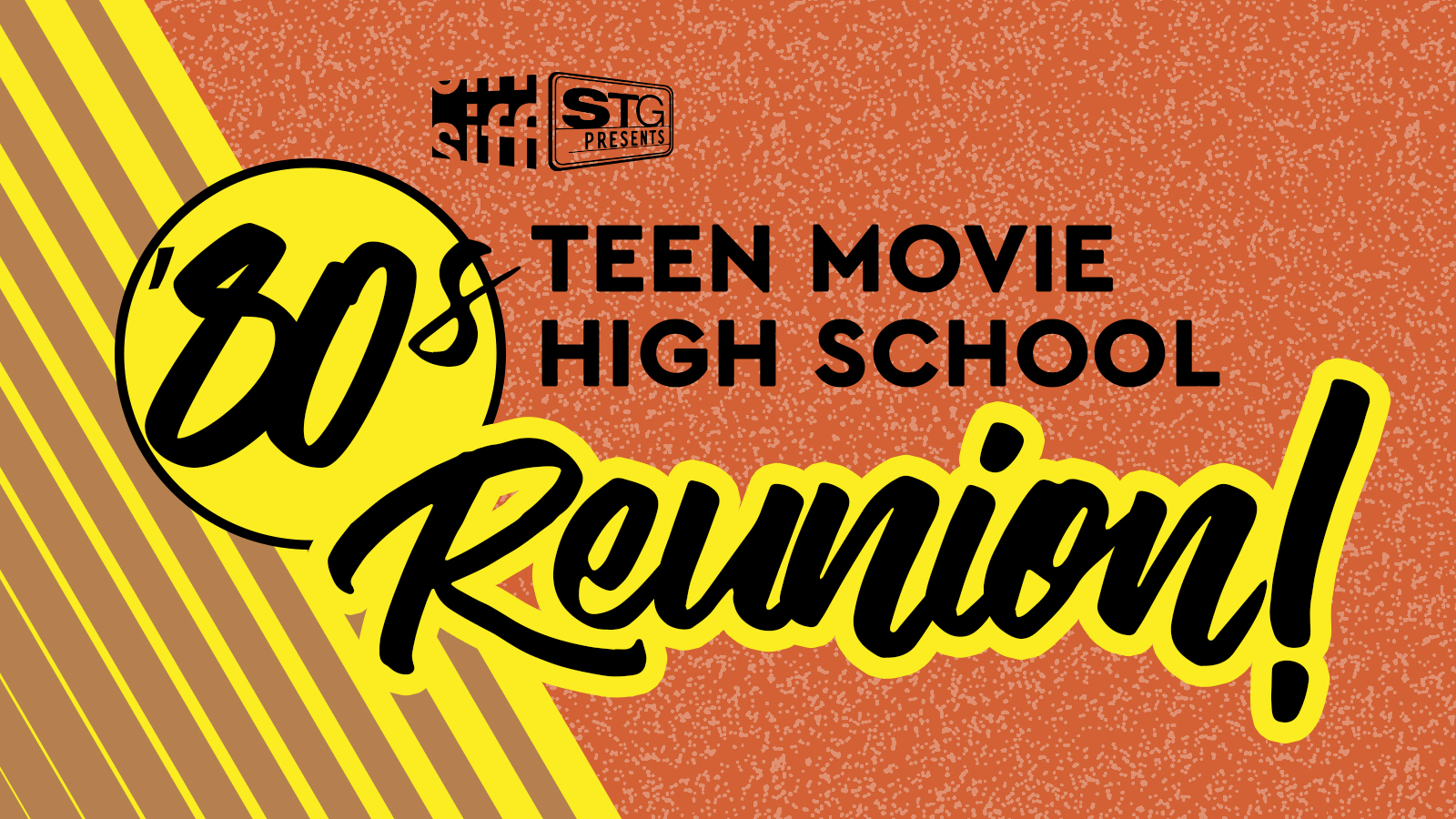 The '80s Teen Movie High School Reunion