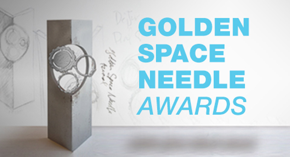 Golden Space Needle Awards