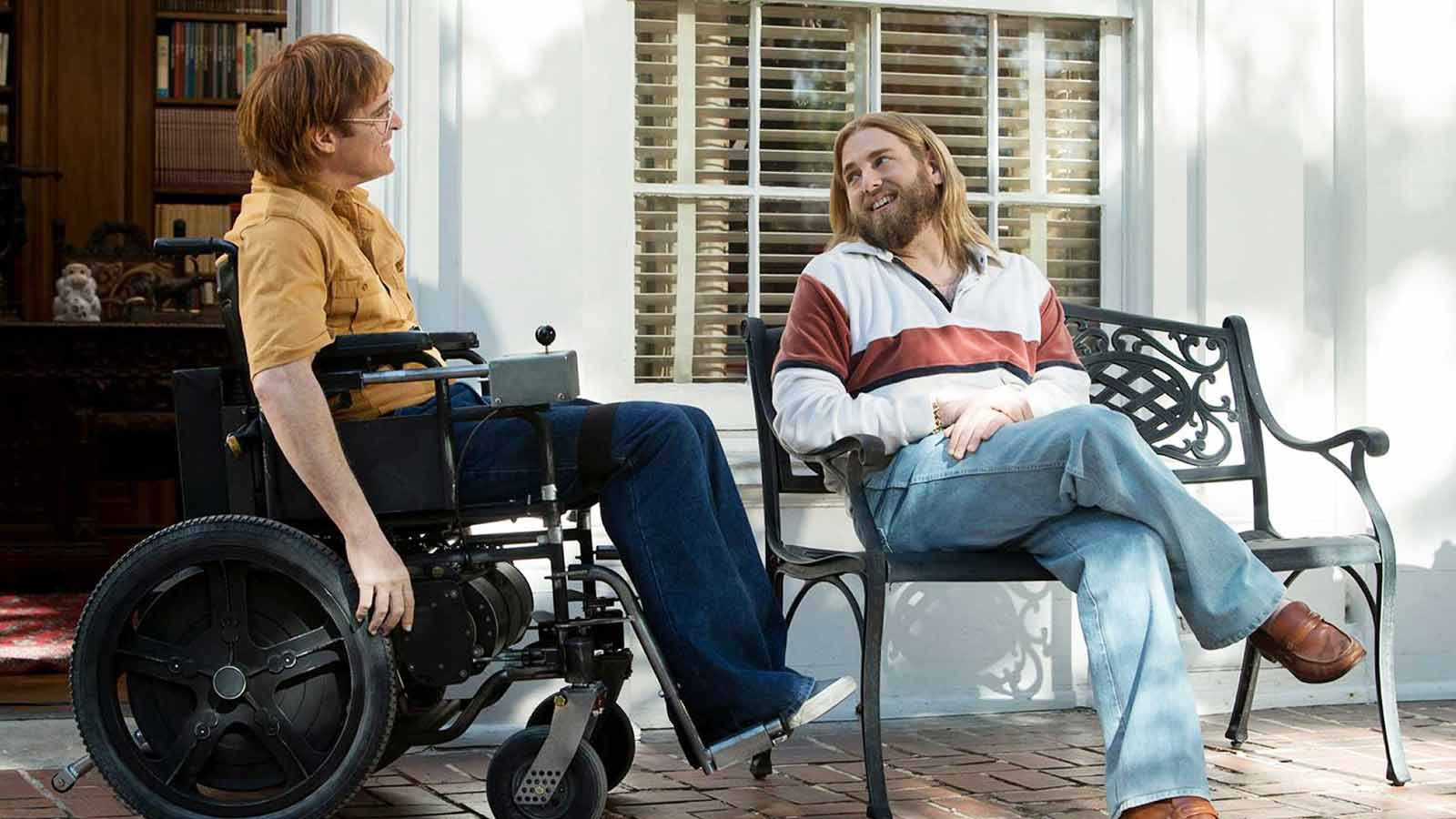 SIFF 2018: Closing Night Gala: Don't Worry, He Won't Get Far on Foot
