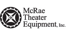 McRae Theater Equipment