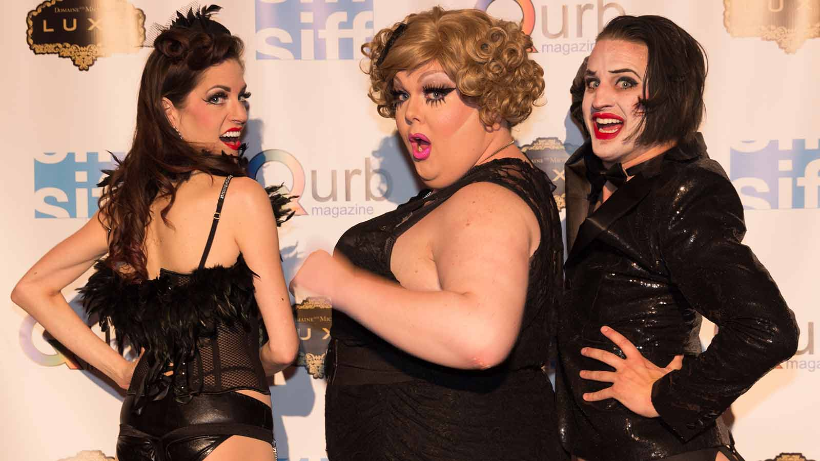 Three Drag Queens