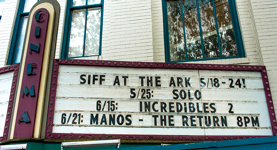 SIFF at the Ark