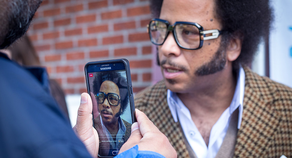 Boots Riley Photo