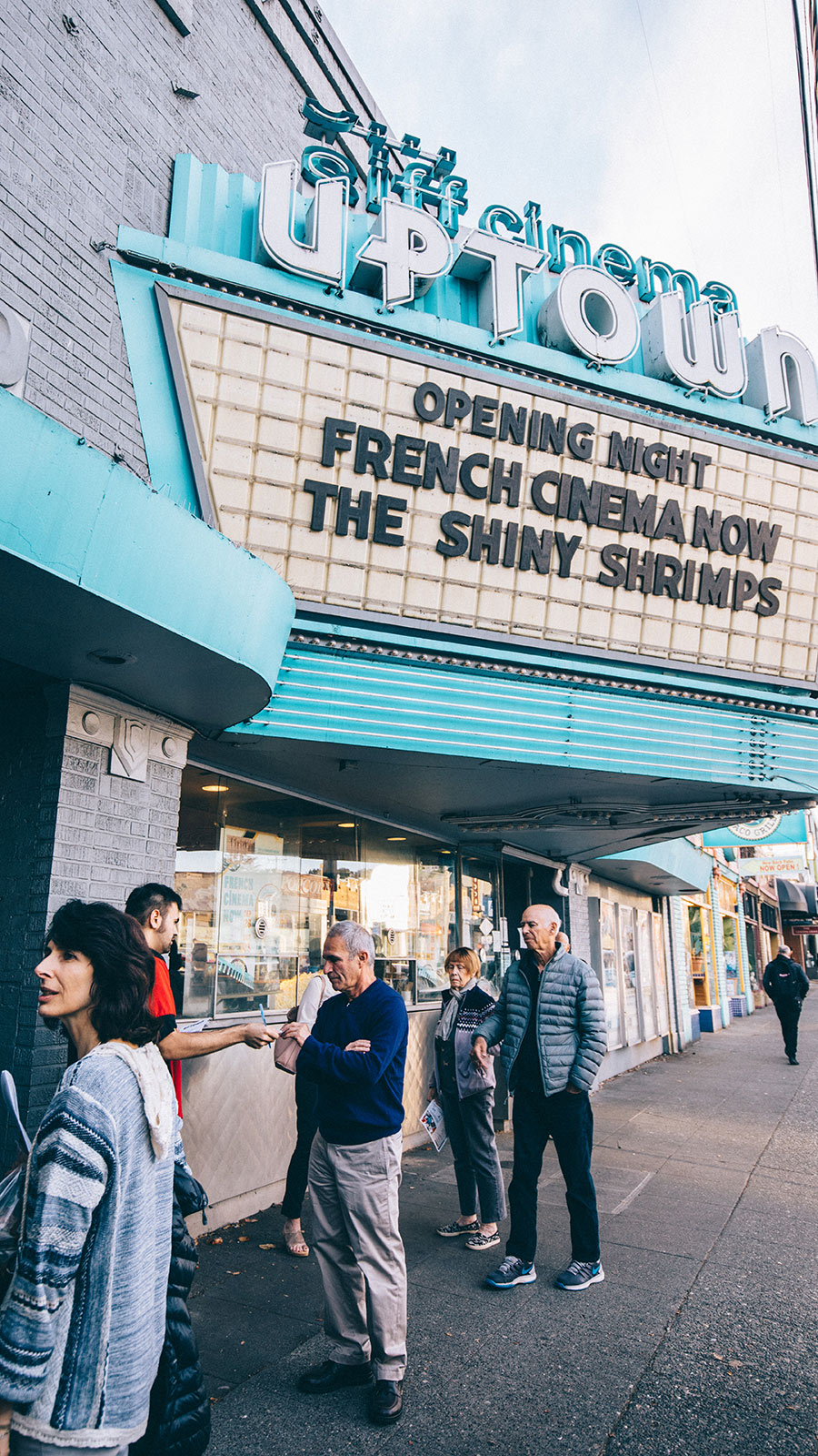 French Cinema Now Opening Night Uptown