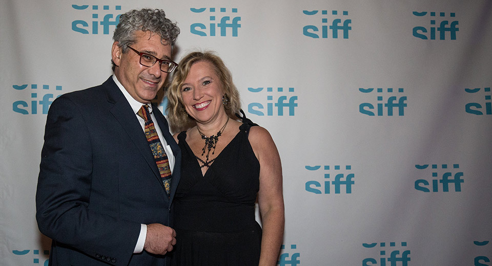 Sip for SIFF red carpet 2