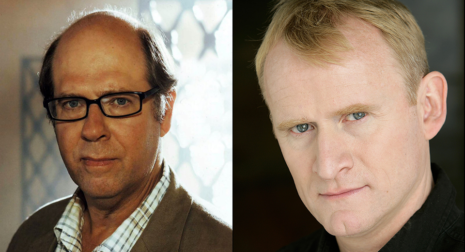 Stephen Tobolowsky and Dean Haglund