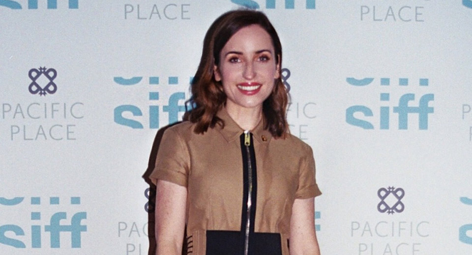 Zoe Lister-Jones - director of Band Aid