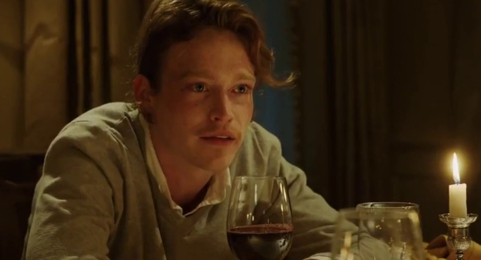 Caleb Landry Jones talks to SIFFcast
