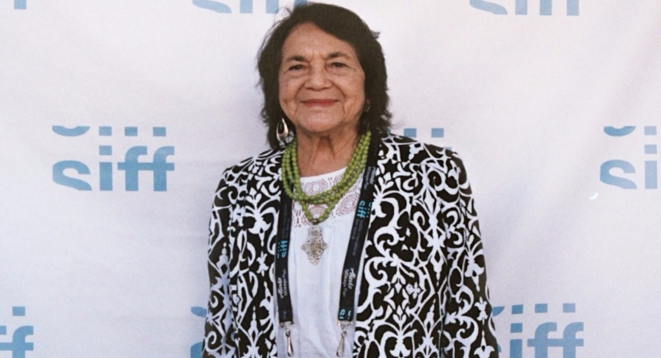 Dolores Huerta on SIFFcast