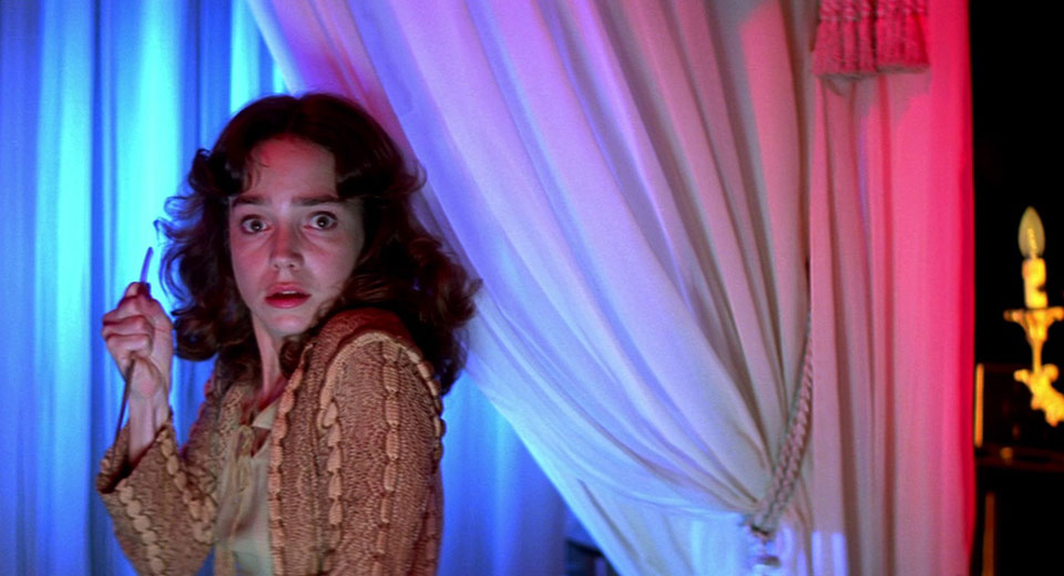 SIFFcast with Jessica harper (star of Suspiria)