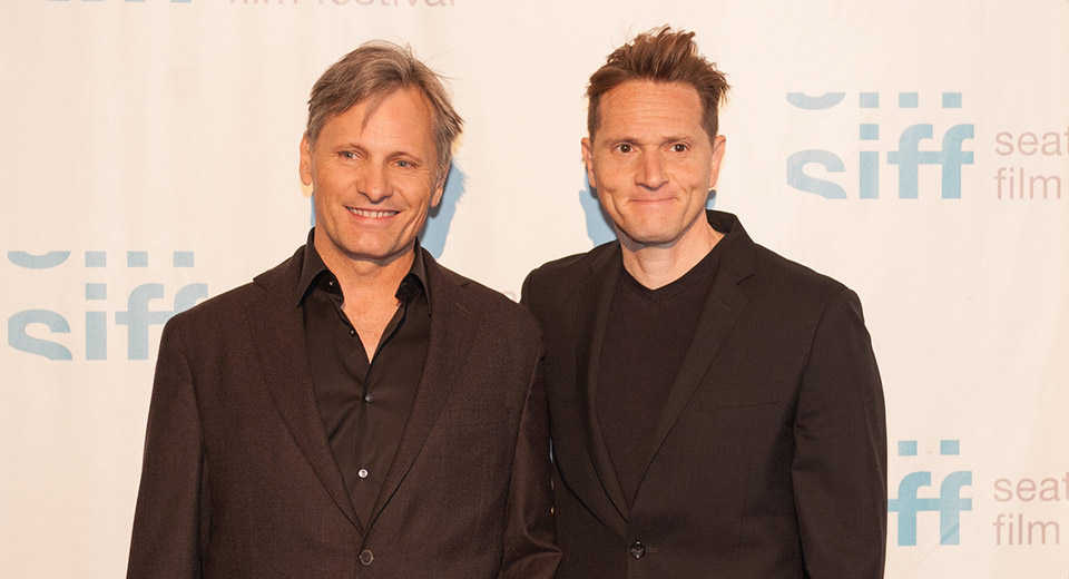 Viggo Mortensen and Matt Ross