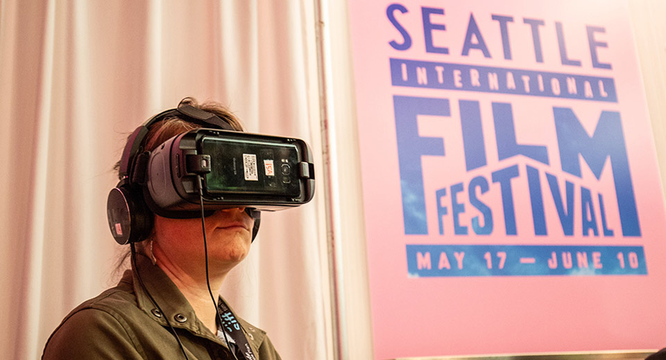 SIFFCast: The SIFF VR Zone