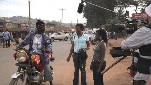 Filmmaking Across the African Continent