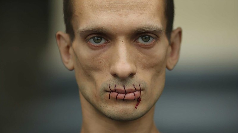 Pavlensky - Man and Might