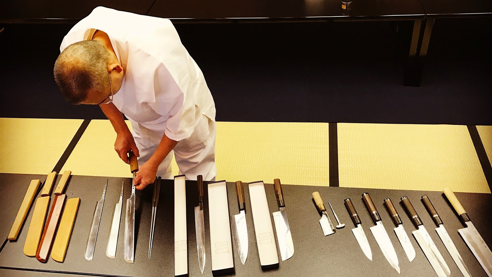 Michelin Stars: Tales from the Kitchen