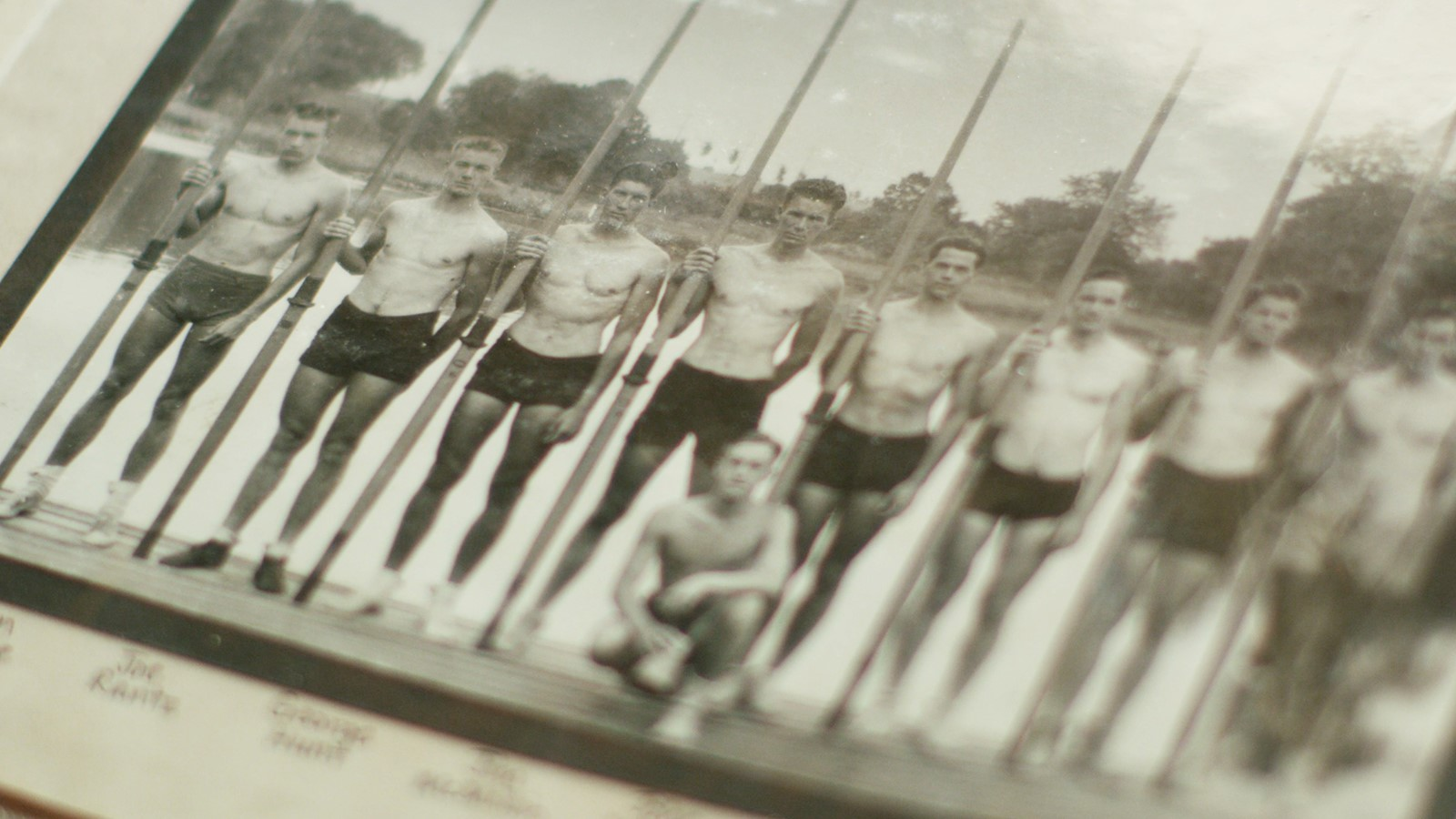 Us Against the World: A Washington Rowing Legacy