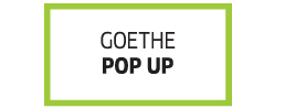 Goethe Pop Up