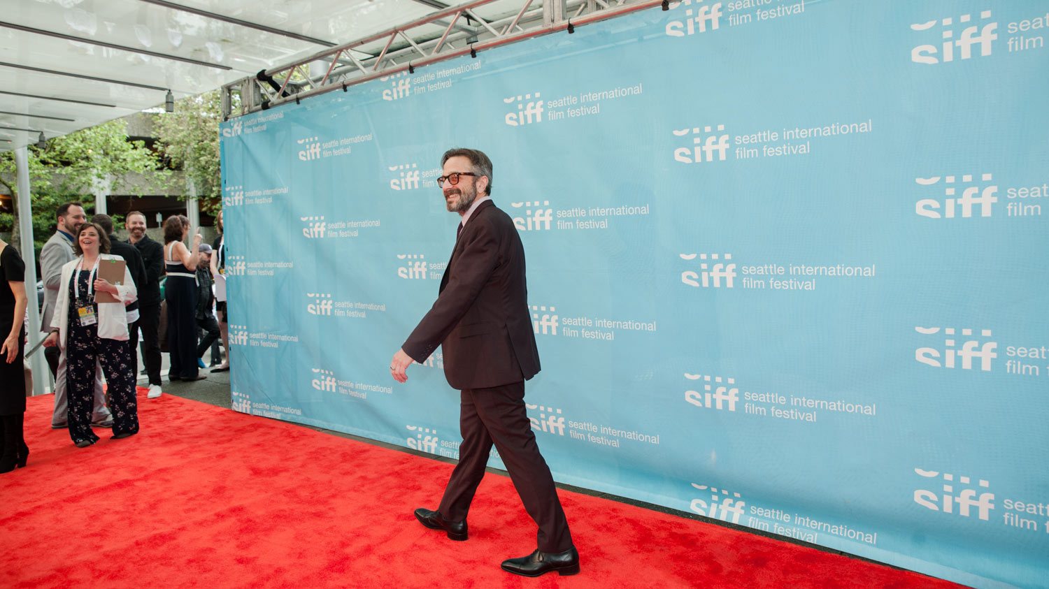 Marc Maron Red Carpet