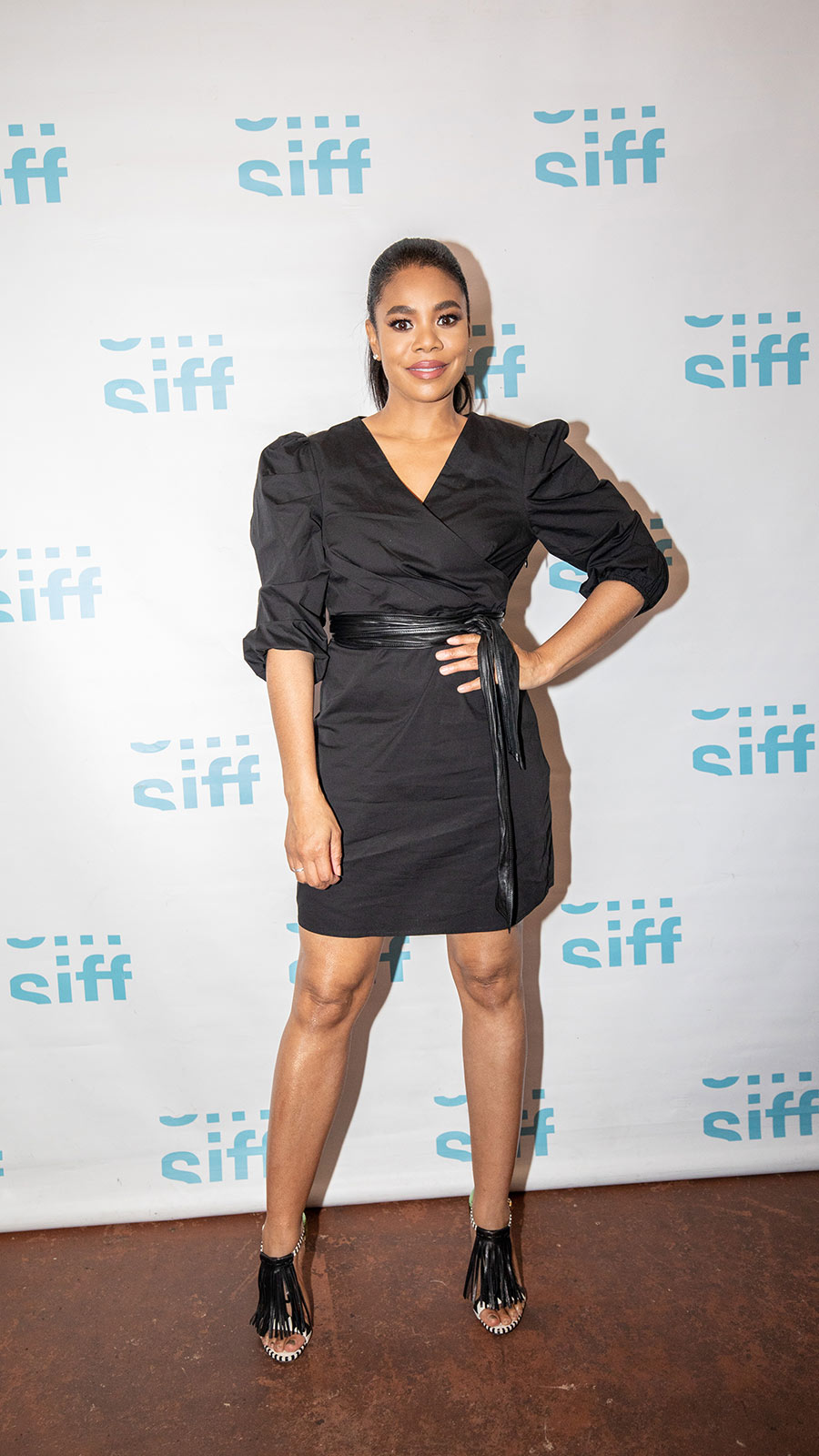 Regina Hall VIP Reception