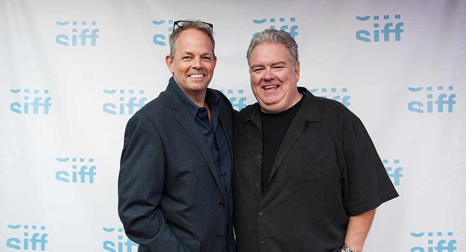 Ned Crowley and Jim O'Heir